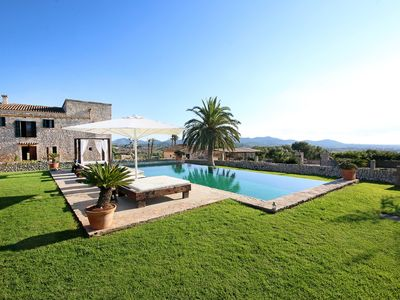 Photo for Son Mas - Country house for 12 people in Manacor