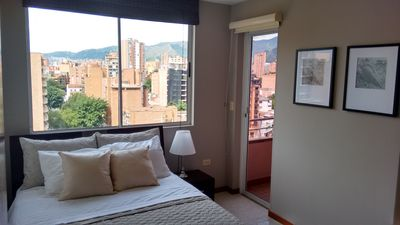 Photo for Laureles- A/C, 24 hr security, Balcony,  New on this site (Reviews Available)