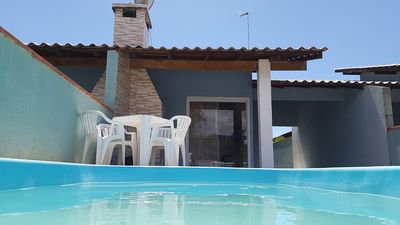 Photo for House 4, with pool and barbecue, for up to 8 people, in Itapoa SC.