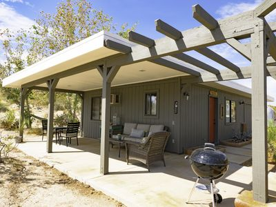Photo for Mustang Cabin at Rattler Ranch in Joshua Tree