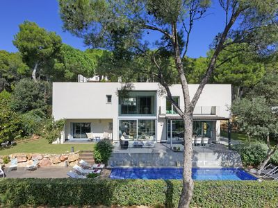 Photo for TERRA ALTA- modern house with swimming pool-Tamariu-Costa Brava