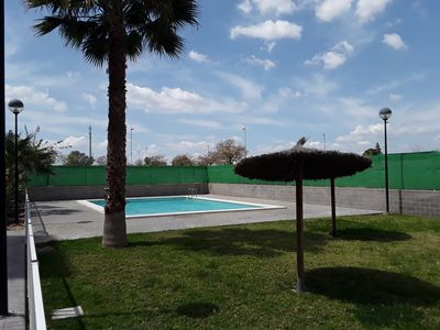 Photo for Large 100M2 Apartment For Holidays In SAN JUAN ALICANTE