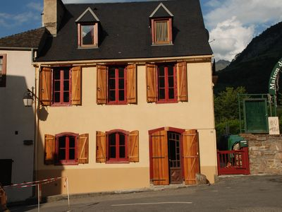 Photo for Superb holiday home sleeping up to14 in heart of the Hautes-Pyrenees