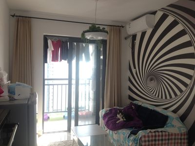 Photo for 1BR Apartment Vacation Rental in Shenzhen Shi, Guangdong Sheng