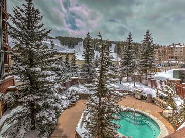 Compare to a 2 Bed/2 Bath Condo & Save!  Literally Steps From The Lifts.