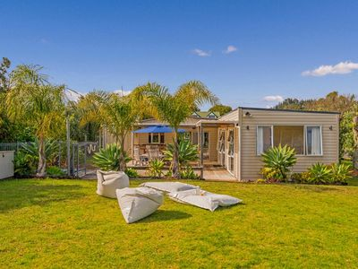 Photo for Oysters Retreat - Cooks Beach Holiday Home