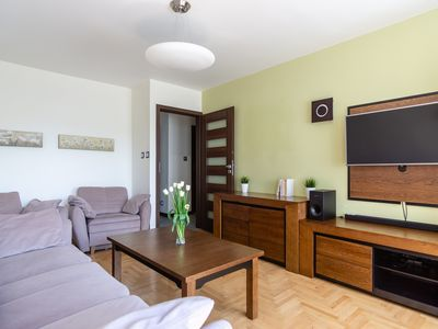 Photo for Apartment in the center of Sopot with Internet, Balcony, Washing machine (993338)