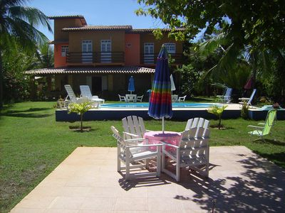 Photo for Front house sea, paradise with privacy - ITACIMIRIM- 06 rooms and 4 suites