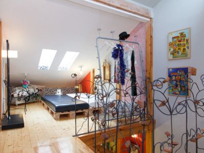 Photo for AROUND THE WORLD HOUSE. Unique, cosy, 2-level, pet friendly apartment at Dorcol