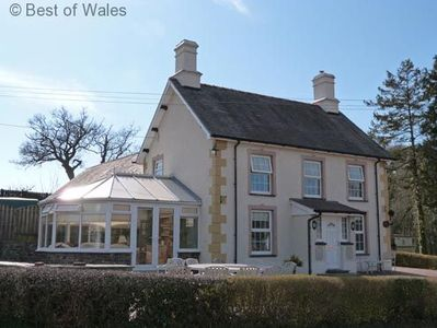 Photo for West Wales holiday cottage for 6 near the coastal town of Aberystwyth