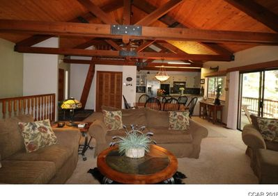 This beautifully appointed home will make your getaway great.