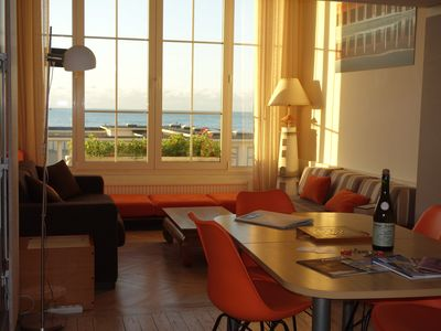 Photo for 1BR Apartment Vacation Rental in Trouville-Sur-Mer, Normandie