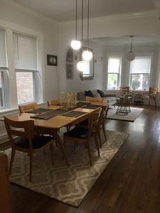 Photo for Logan Square 2 BR/1 BA-modern, quality close to Metra