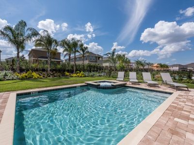 Photo for Enjoy a Holiday of a Lifetime in a Luxury Villa on Encore Resort at Reunion, Orlando Villa 1642
