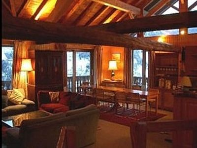 Photo for Large Private Chalet/Villa 150m from Chairlift