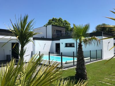 Photo for AMAZING CONTEMPORARY VILLA 25 MINUTES FROM HOSSEGOR AND SEIGNOSSE