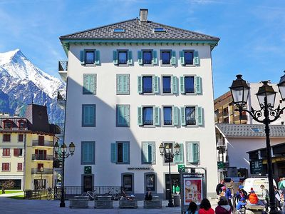 Photo for Apartment in the center of Chamonix with Lift, Parking, Internet (102713)