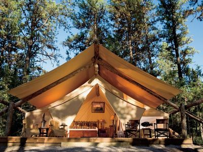 Photo for Glamping at Copperhill - Miner