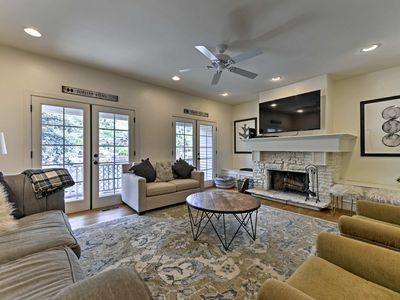 Photo for Downtown Park City Townhome w/Hot Tub & Mtn Views!