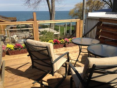Photo for Lakeview Cottage overlooking Lake Ontario.