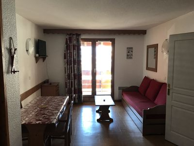 Photo for T2 apartment for 4 people, warm and fully equipped