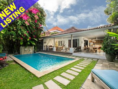 Photo for 3 Bedroom Villa Close to 66Beach, Legian""