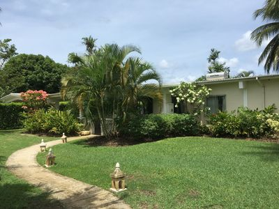 Photo for 2 bed, 2 bathroom villa with OWN POOL plus private beachclub membership