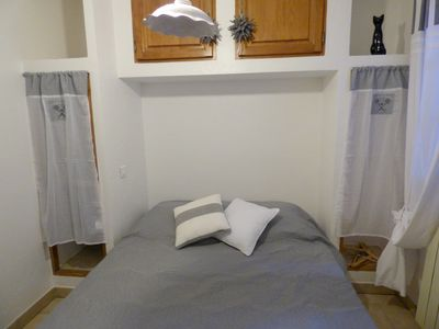 Photo for charming 2 rooms near sea between Cannes and Antibes