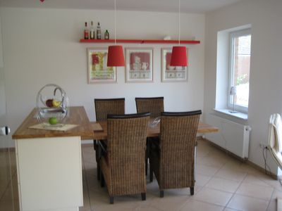 Photo for 4 star apartment on the ground floor in house Karo 2 with a small conservatory