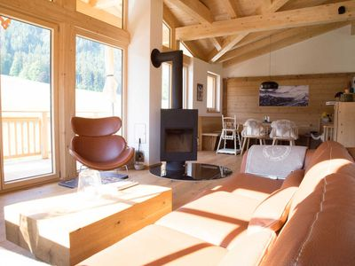 Photo for Unique chalet for 8 persons with fireplace in Alpbachtal - Chalet Matty