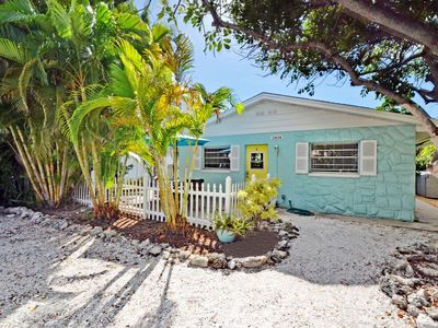 Photo for Your Very Own Paradise by the Beach, Outdoor Deck, Free WiFi, Laundry in Unit
