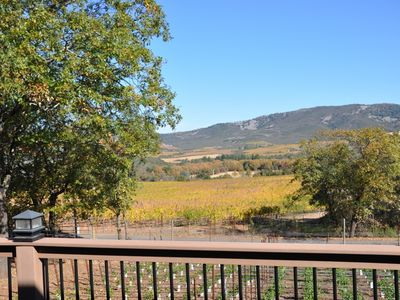 Photo for Beautiful Views Everywhere You Look From This  Home Nestled In The Vineyards