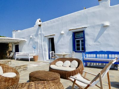 Photo for Sea view and beautiful terrace! Large house completely renovated