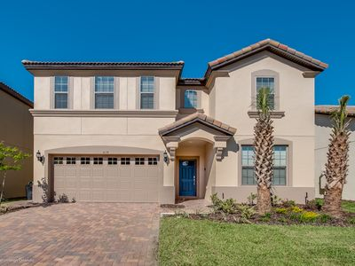 Photo for Beautiful 9 Bed Gated Pool Home At Windsor at Westside Resort