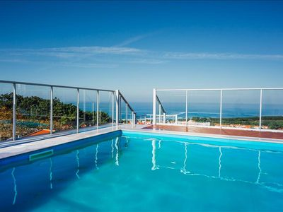 Photo for Holiday Apartment for Rent   Two Bedroom  Shared Roof Top Swimming Pool   Nazare
