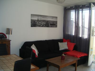 Photo for Apartment 4-5 sleeps between PURPAN and St. Cyprien neighborhood TOULOUSE