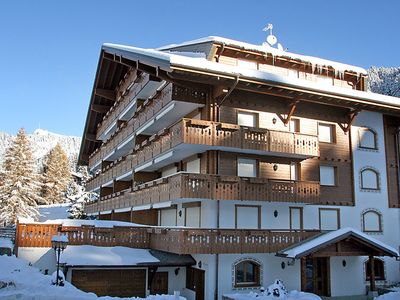 Photo for 2 bedroom Apartment, sleeps 4 in Villars-sur-Ollon with WiFi
