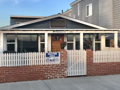 Photo for 4BR Bungalow Vacation Rental in Newport Beach, California