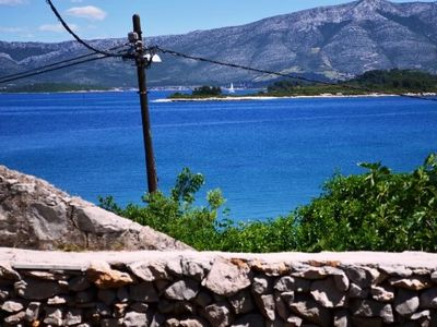 Photo for Apartments Loredana (53041-A2) - Lumbarda - island Korcula
