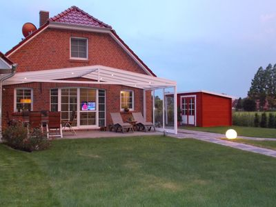 Photo for Exclusive holiday home with top equipment and feel-good ambience, directly on the Siel