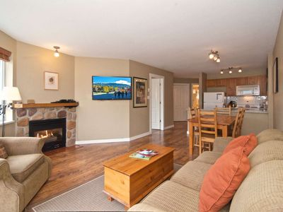 Photo for Central Whistler Village - Walkable distance to everything! Deer Lodge location