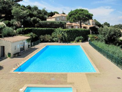 Photo for Vacation home Les Hauts du Semaphore (MAX149) in Sainte Maxime - 5 persons, 2 bedrooms