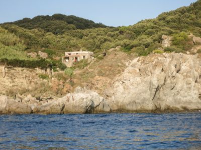 Photo for Unique Retreat at Ischia next to Capri and Amalfi with private access to the sea