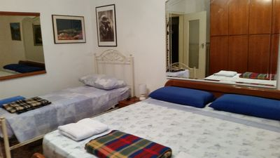 Photo for Fully furnished apartment near the center and train station.