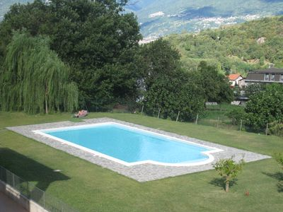 Photo for Casa Montecchio in residence with swimming pool and tennis court