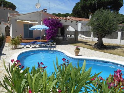Photo for VILA COSTA BRAVA WITH PRIVATE POOL