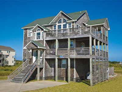 Photo for Kick Back Semi-Oceanfront, Hatteras -Pool, Hot Tub, Game Rm, Dog-Friendly & More