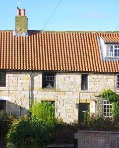 Photo for Old pantiled, stone cottage. Original features, modern comforts, family-friendly.