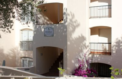 Photo for Apartment In Quiet Area Of Bellaluz With Communal Pool And Sea Views.
