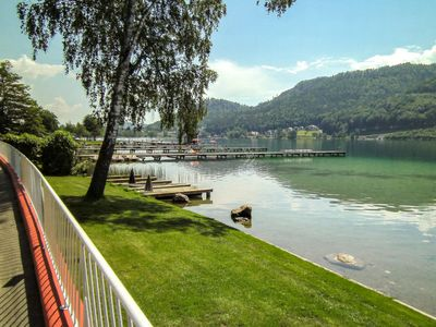 Photo for Apartment Kleinsee in Klopeiner See - 2 persons, 1 bedrooms